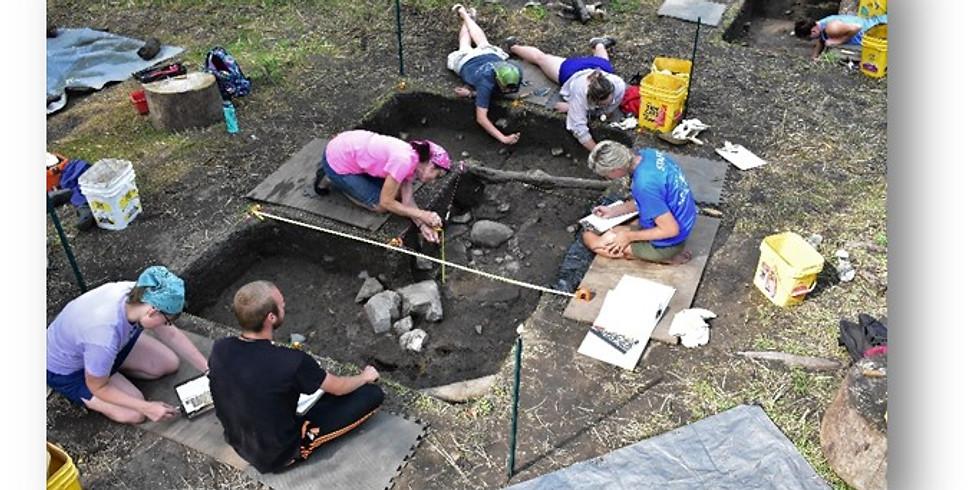 Fort St. Joseph Archaeology Open House