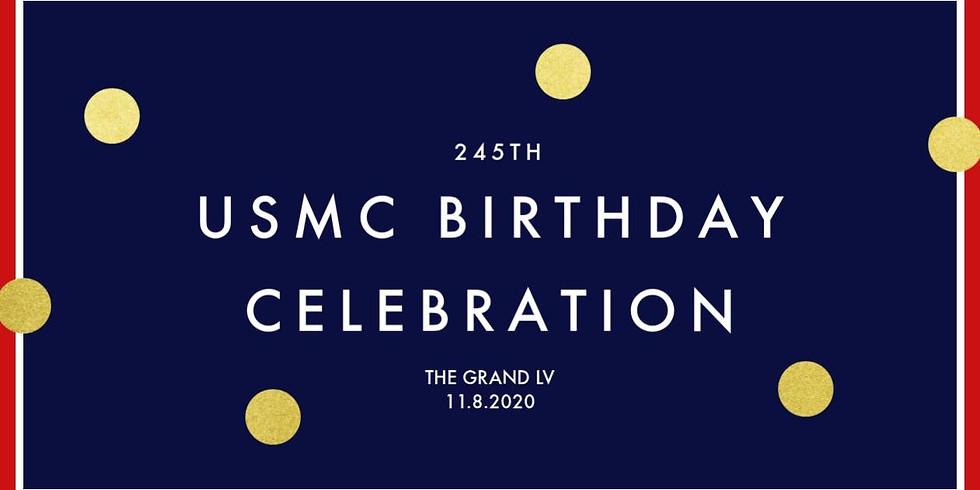 245th Marine Corps Birthday