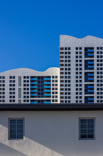 City Portrait (Miami Beach)