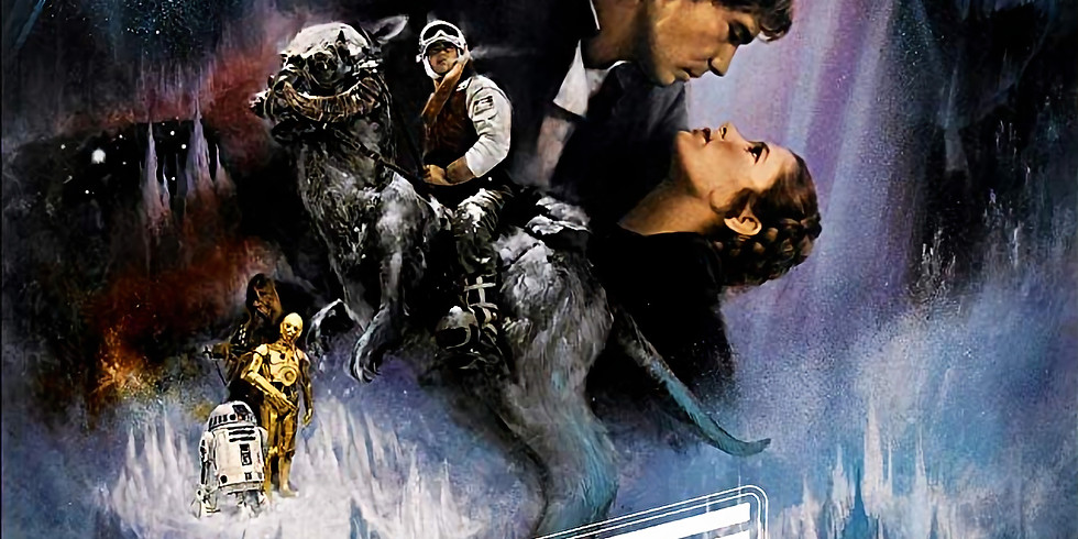 Free Friday Movies in the Park- Star Wars: Episode V The Empire Strikes Back