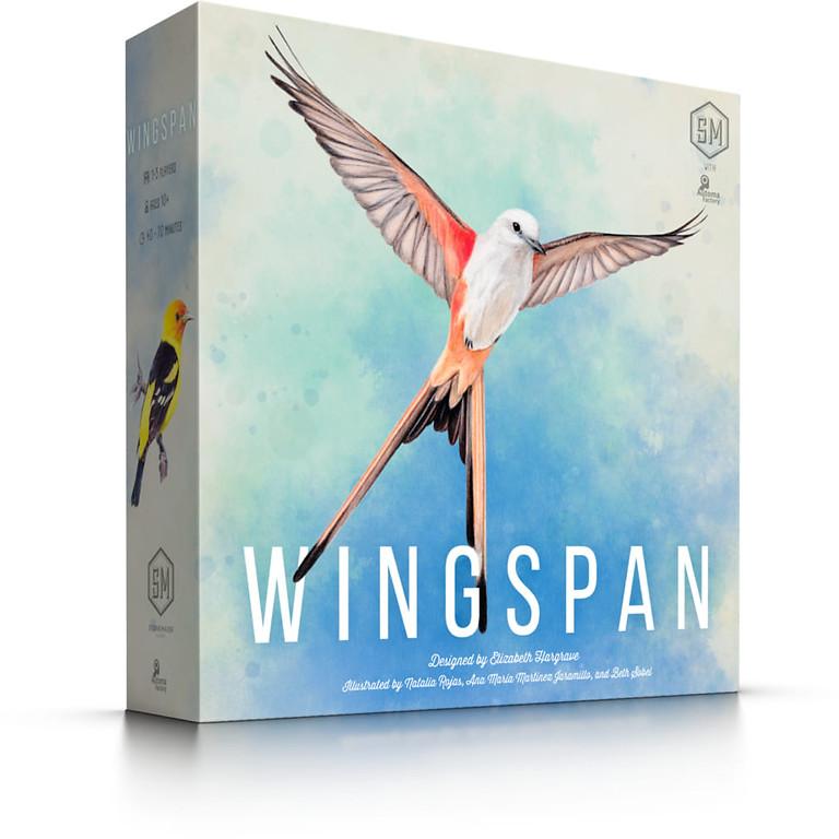 Overboard: Wingspan