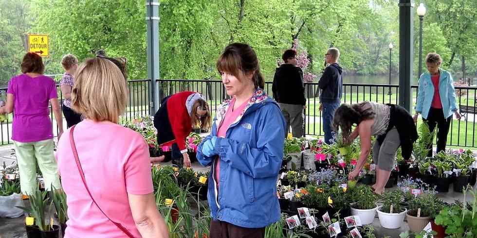 Four Flags Garden Club Perennial Plant Sale