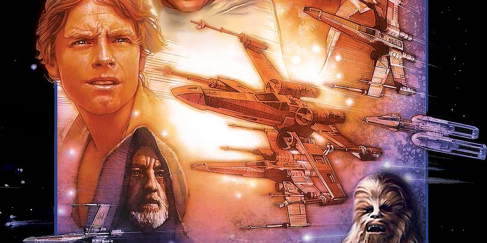 Free Friday Movies in the Park- Star Wars: Episode IV A New Hope