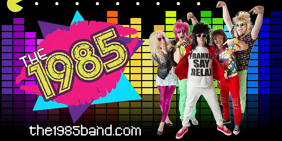 The 1985 Band Returns Front Street Pizza
