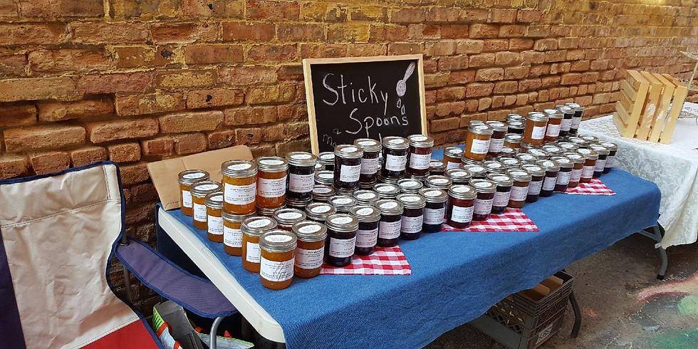 Sticky Spoons Jam - Share The Love Food-Raiser