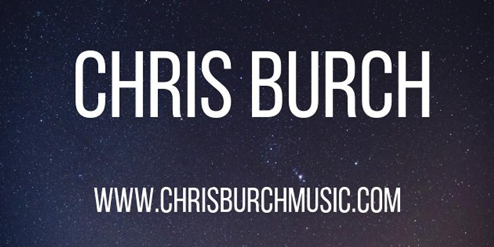 Iron Shoe Distillery LIVE Music: Chris Burch