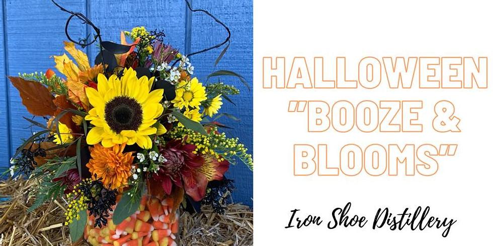 Booze & Blooms