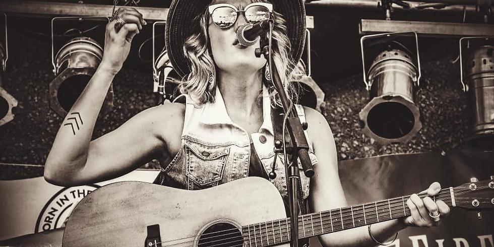 Lexi Adams LIVE at Iron Shoe Distillery (Acoustic Show)