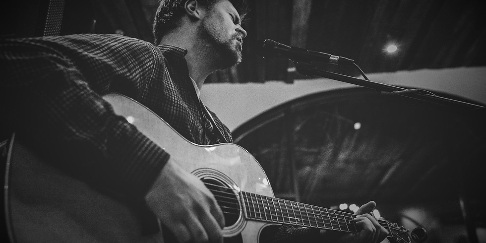 Live Music with Kody Bryant at Iron Shoe Distillery