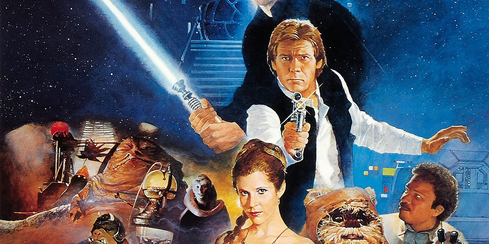 Free Friday Movies in the Park- Star Wars: Star Wars: Episode VI Return of the Jedi