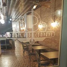 Jim's Smokin' Cafe @ Paris Soda Company