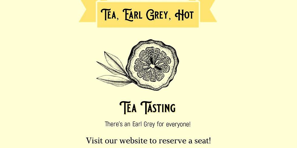 Tea, Earl Grey, Hot Tasting