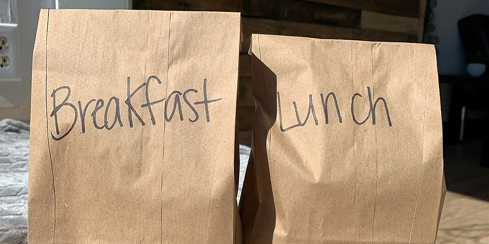 Healthy Habits is providing meals to go for those in need!