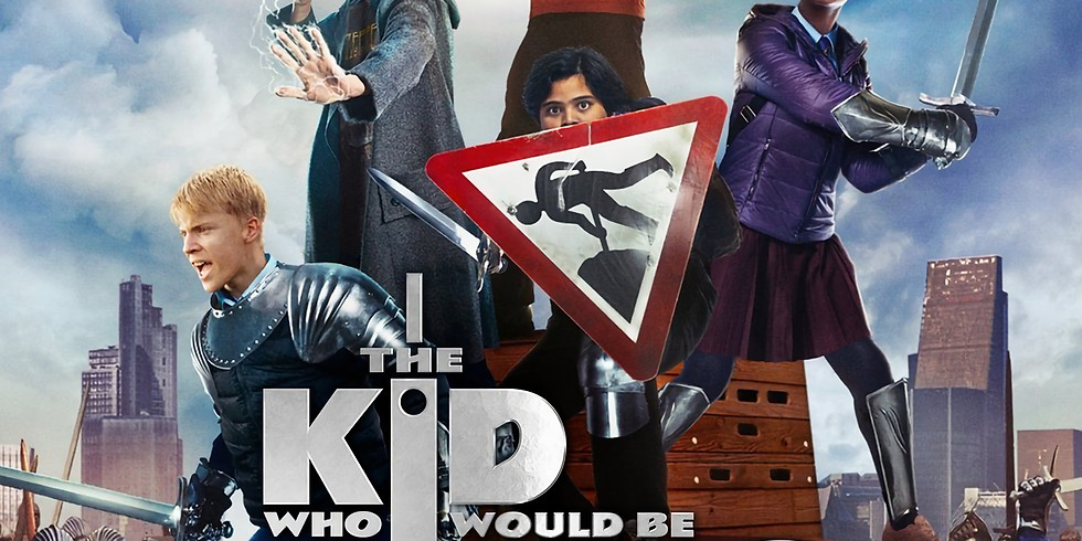 Free Friday Movies in the Park- The Kid Who Would Be King