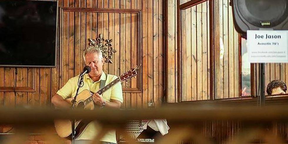 LIVE Music at Iron Shoe with Joe Jason