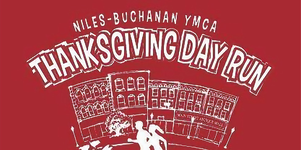 Niles-Buchanan YMCA Thanksgiving Day Run