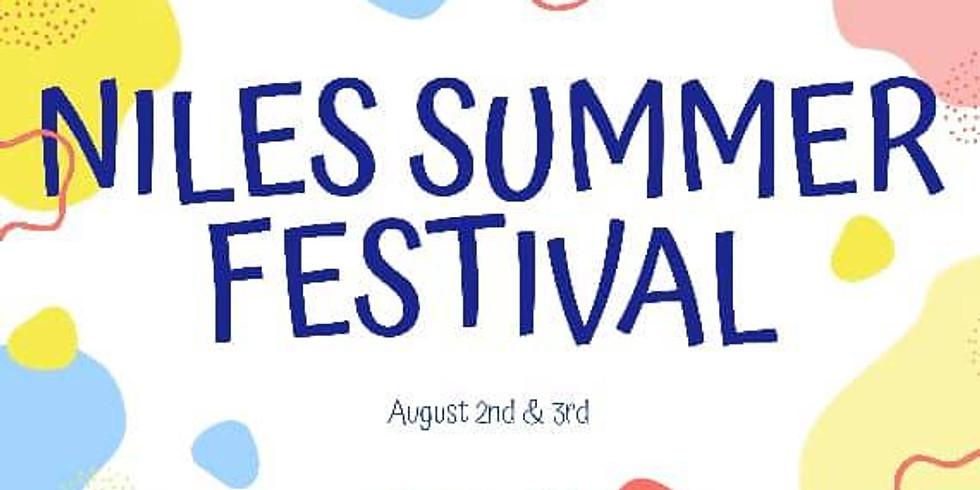 Niles Summer Festival at Riverfront Park