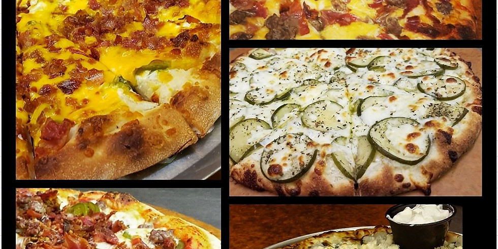 Pizza Transit is OPEN for delivery & carry-out w/ curbside service!
