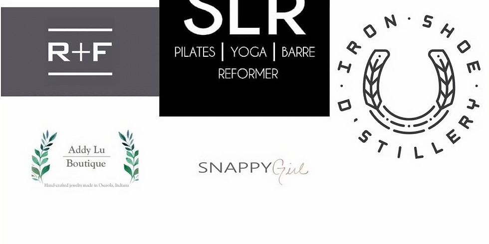 Pilates Sip and Shop