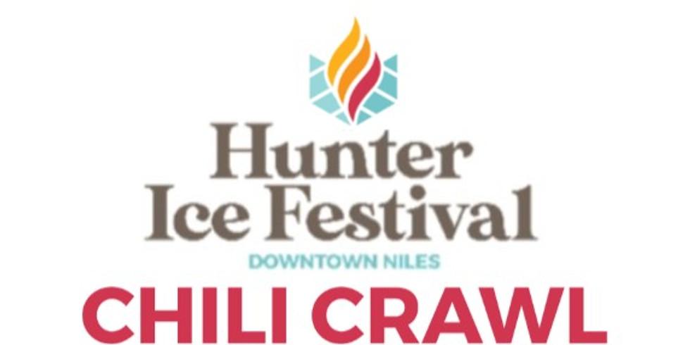 Chili Crawl at Hunter Ice Festival