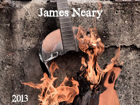 James Neary's Growth In Music