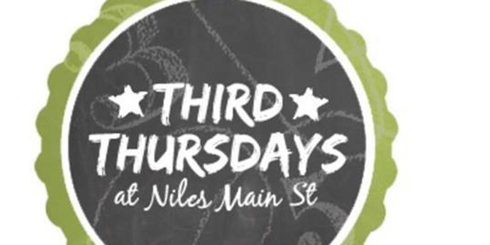 Third Thursday, Downtown Niles