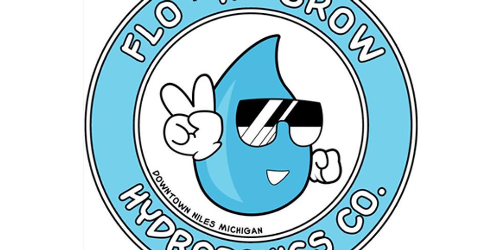 Flo 'n Grow is OPEN
