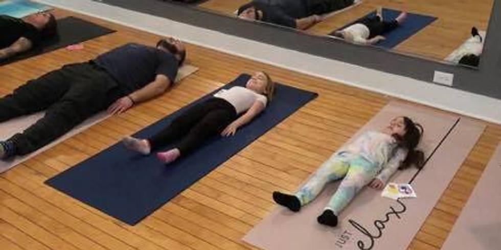 Family Yoga @ The NODE