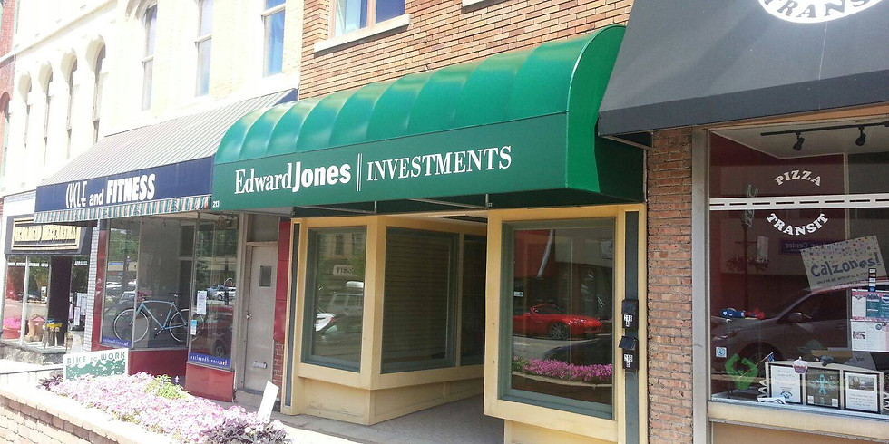 Edward Jones-Financial Advisor: Becky Brown is OPEN