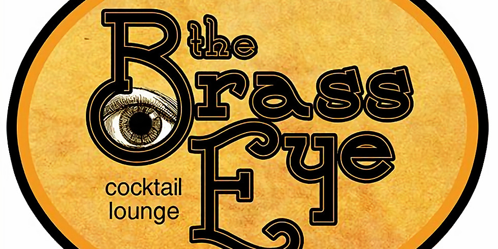 The Brass Eye is OPEN for carry-out beer/wine and DELIVERY