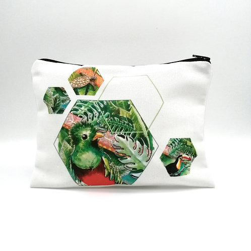 Trousse plate tropicale