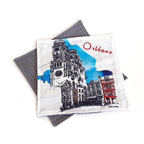 Essuie tout réutilisable -Orléans