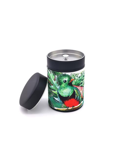 Boite à thé Quetzal