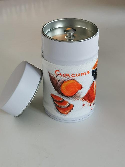 Boite à épices - Curcuma