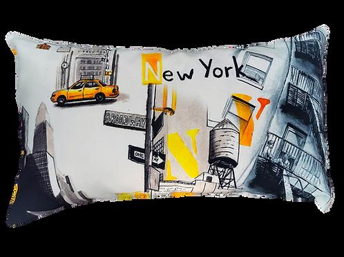 Housse de coussin New York