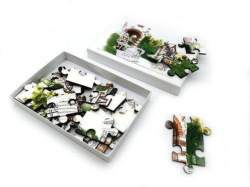 Puzzle Olivet