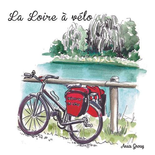 Carte Loire à Vélo