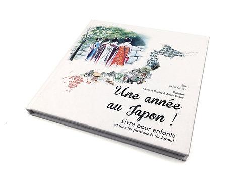 Carnet de voyage Une année au Japon