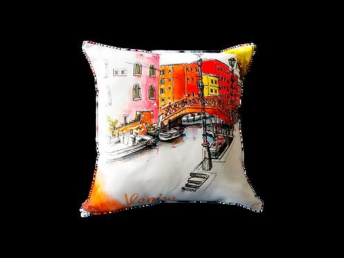 Housse de coussin Venise
