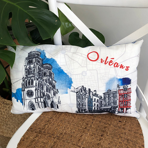 Housse de coussin Orléans