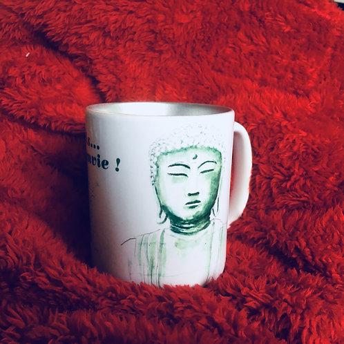 Mug en céramique - Inde