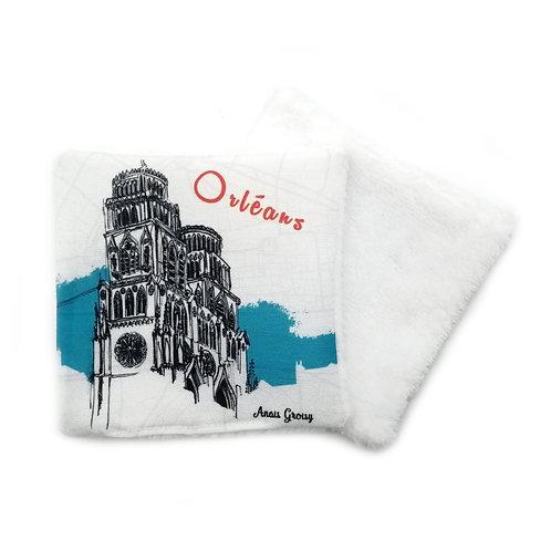 Lingette réutilisable -Orléans