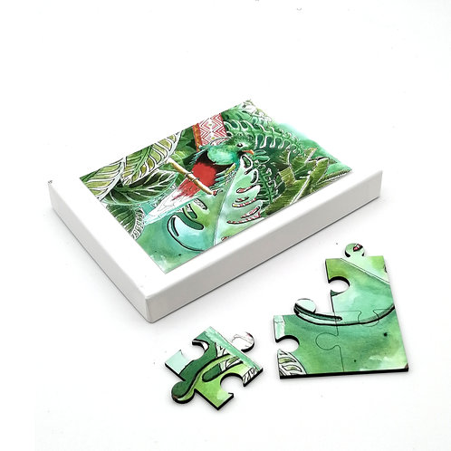 Puzzle Quetzal