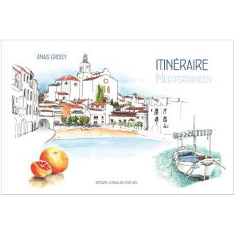 Carnet de voyage Méditerranée