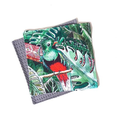 Essuie tout réutilisable - Quetzal