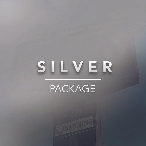 Silver Billboard Package
