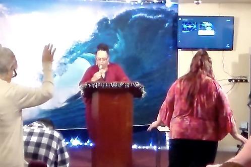 Sunday-February 2-1030am-Pastor Gloria Muniz-PROGRAM P-4-1-23-20  FREEDOM PART 1
