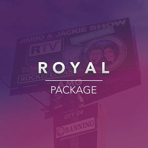 Royal Billboard Package
