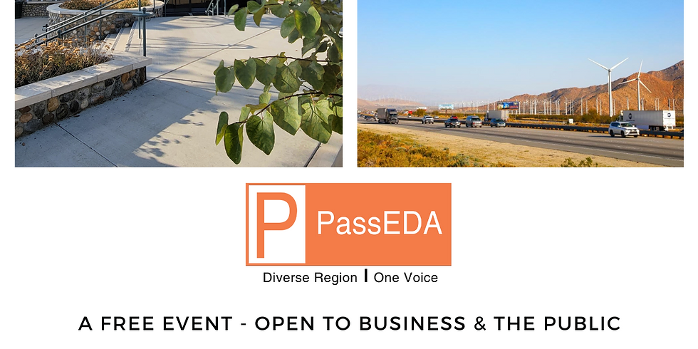 City Managers Forum - Free Pass EDA Event