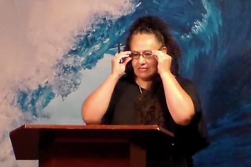 Sunday-April 12-1030am-Pastor Gloria Muniz- PROGRAM P-1-4-2-20 HIS HOUSE!